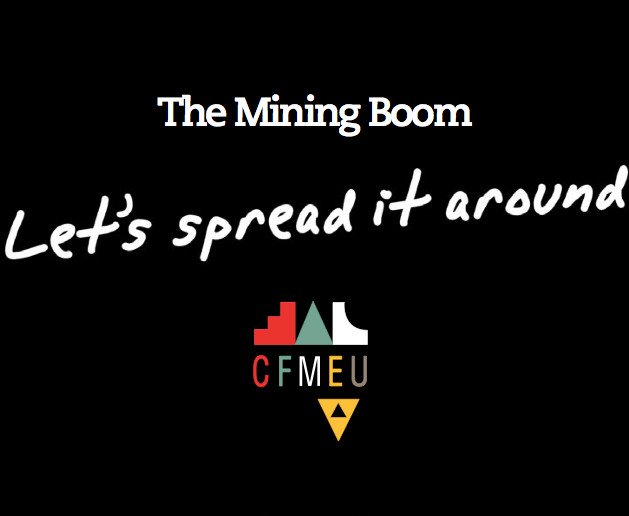 4 in 5 say mining companies should employ locals first, CFMEU reports