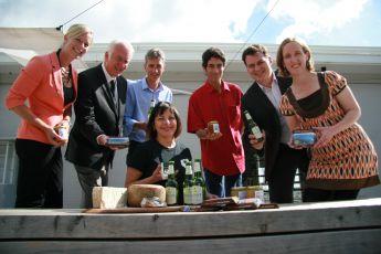 Tourism leaders to get a taste of Tasmania's best produce