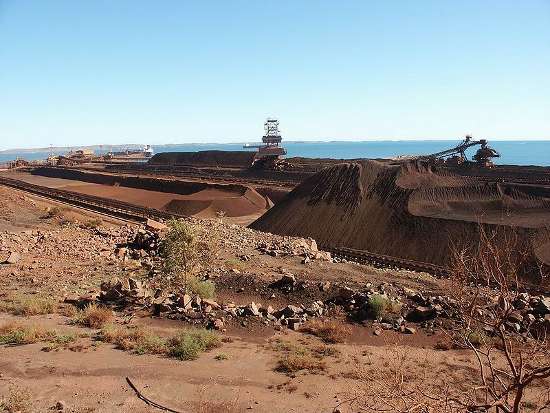 Citic Pacific Australian iron ore project going into production