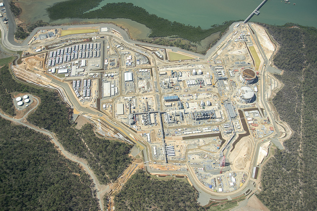 McNab secures a 3-year Santos construction and maintenance contract