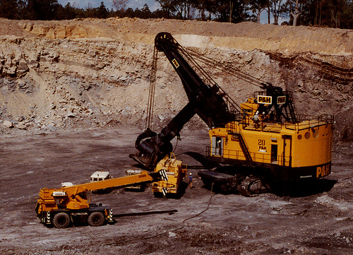 Coal company insists on careful treading regarding mining laws