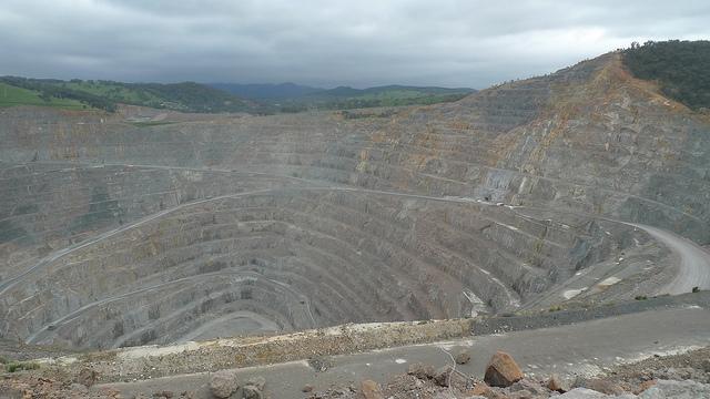 Largest underground mine in Australia officially opened