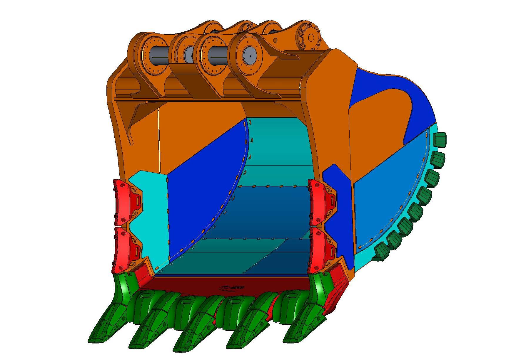 Austin Engineering unveils new EX8000 Bucket Design