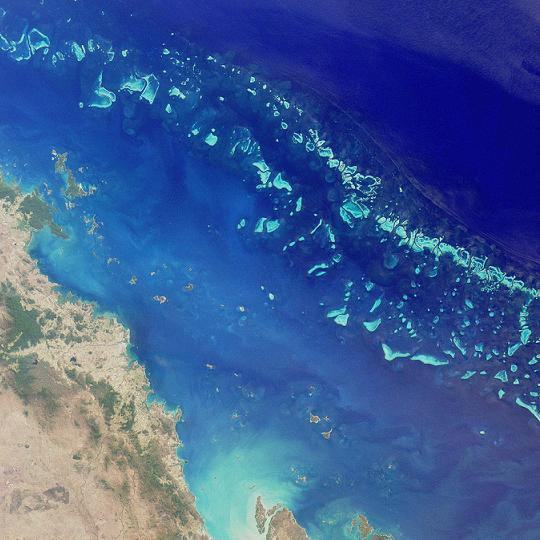 Ports Strategy to safeguard reef and grow jobs