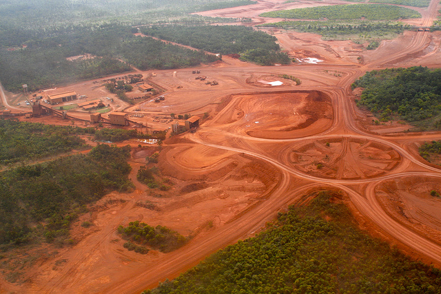New bauxite mine to create 30 jobs in Tasmania