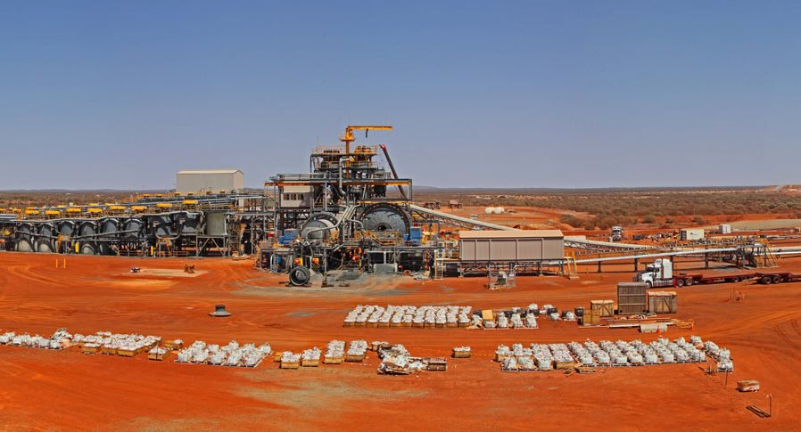 Sandfire invests in major solar power station for DeGrussa mine