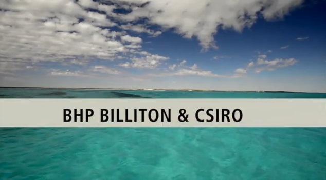BHP Billiton & CSIRO announce joint Ningaloo Reef marine research