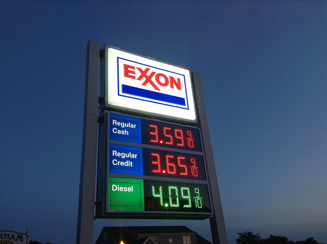 Exxon to commence massive oil & gas drilling program in the next three years