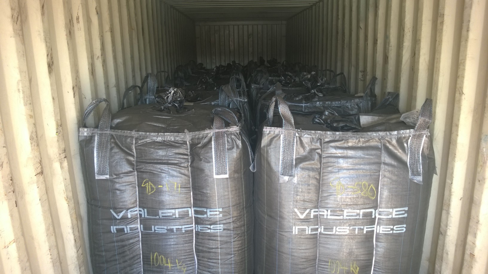 First Uley Graphite export shipment from Port Adelaide puts Australia back on the global graphite supply chain