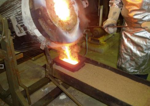 Gold production commences at Maldon Treatment plant