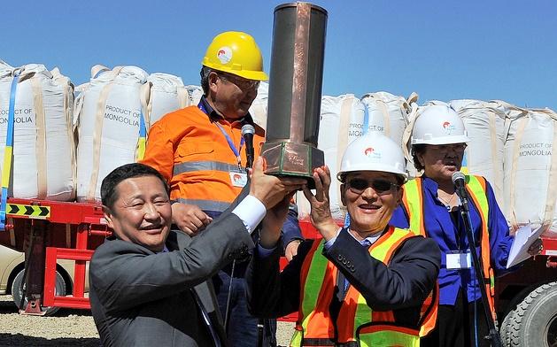 Oyu Tolgoi mine development set to resume