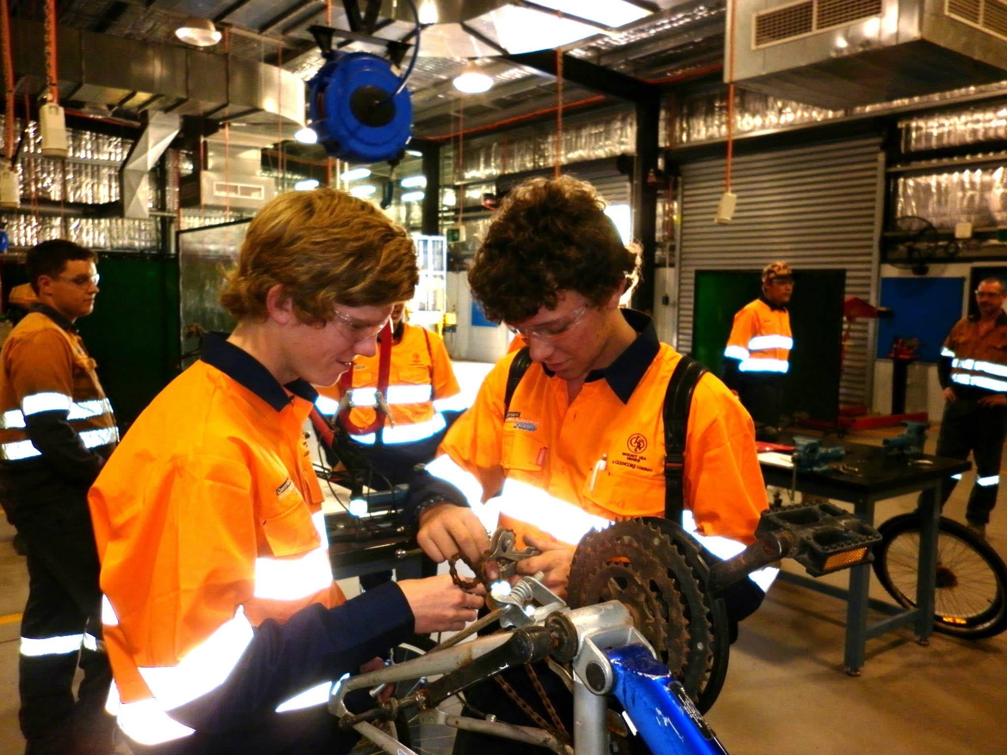 Glencore inspires students to build a career in the mining and resources sector