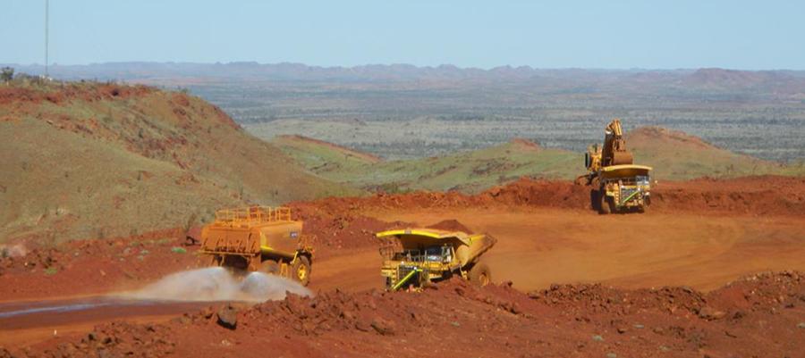 Atlas Iron generates positive cash flow
