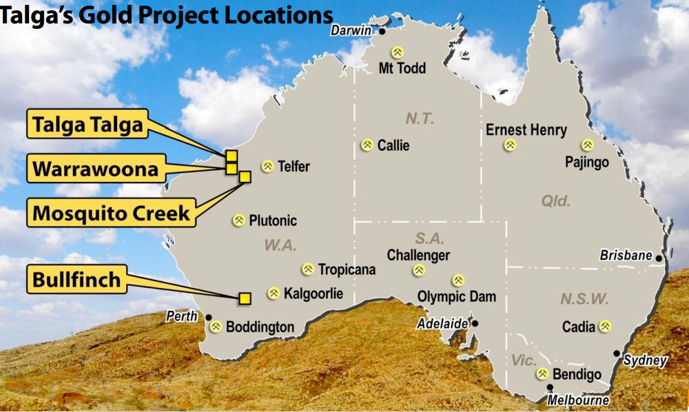 Talga sells Australian gold assets to fund European graphite & graphene operations