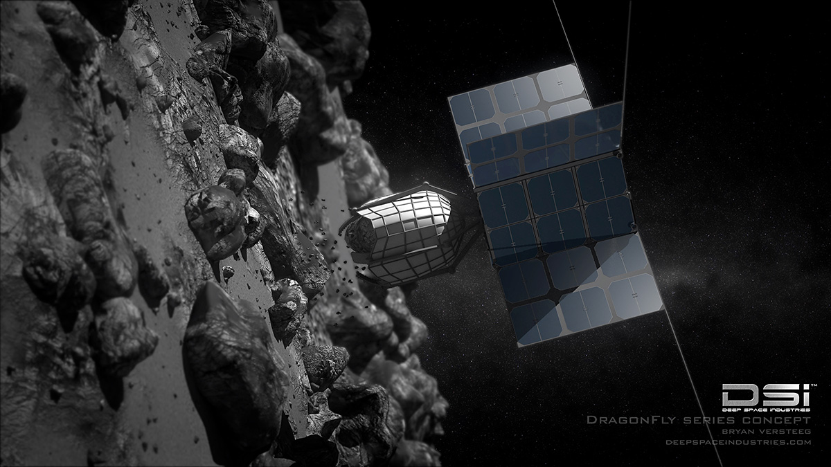 Mining in space can commence – Obama inks asteroid mining law