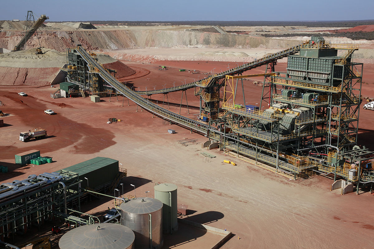 Tropicana Gold Mine celebrates 1 million ounce milestone