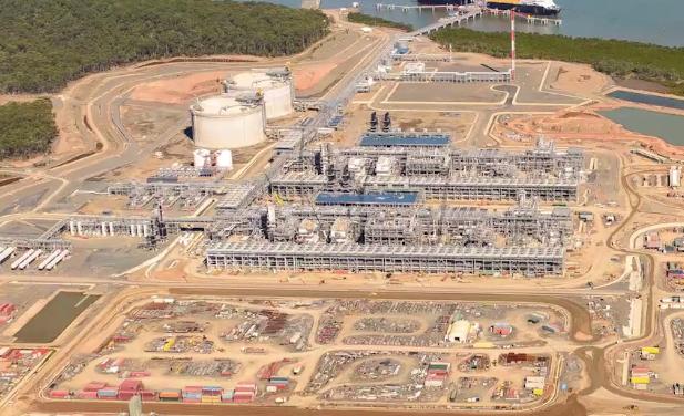 QGC announces 1.7bn LNG investment in Queensland