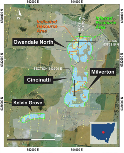 Platina Resources to seek new JV partner for Owendale Project as negotiations with Chinalco crumble