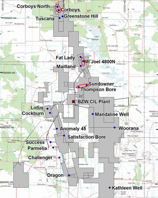 Metaliko Resources delivers Yandal Gold Project exploration update