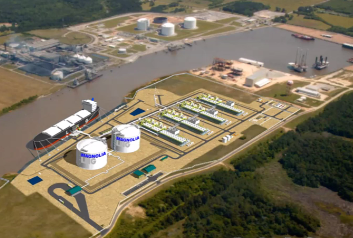 Magnolia LNG announces extension of binding agreement with Meridian LNG