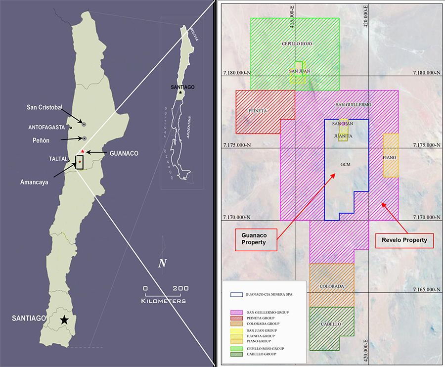 Austral Gold expands Chilean asset base around Amancaya project