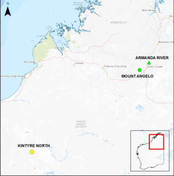 GB Energy submits applications for exploration licenses in WA