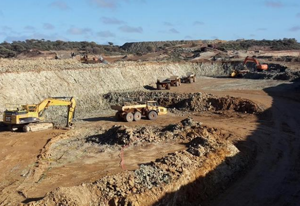 GME Resources: First ore parcel processed