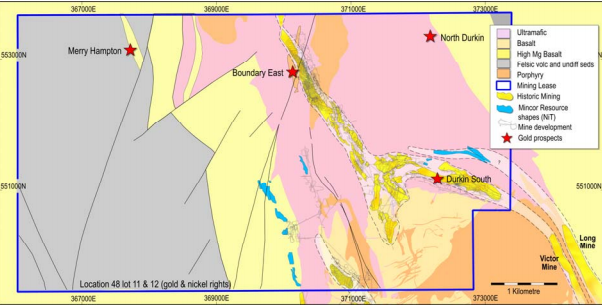 Mincor obtains North Kambalda gold rights