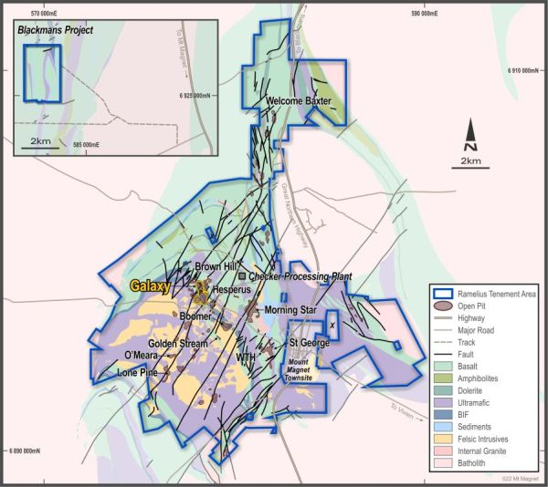 Watpac wins $45m contract extension at Mt Magnet
