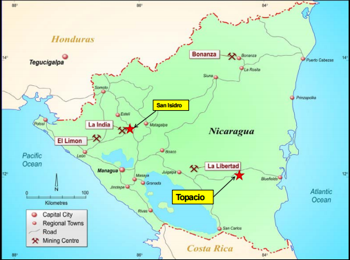 Oro Verde to commence airborne geophysical survey at Topacio