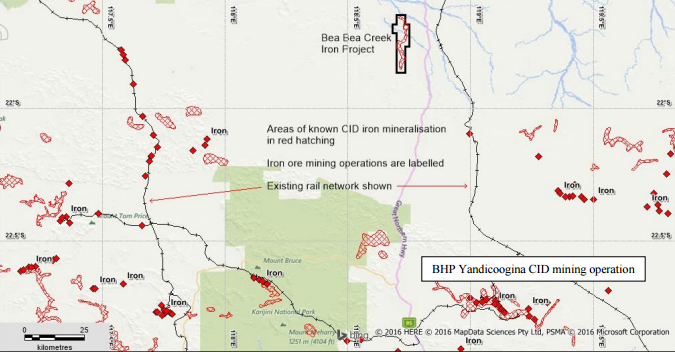 Kaili Resources grants WA tenement with potential for iron ore to Kaili Iron