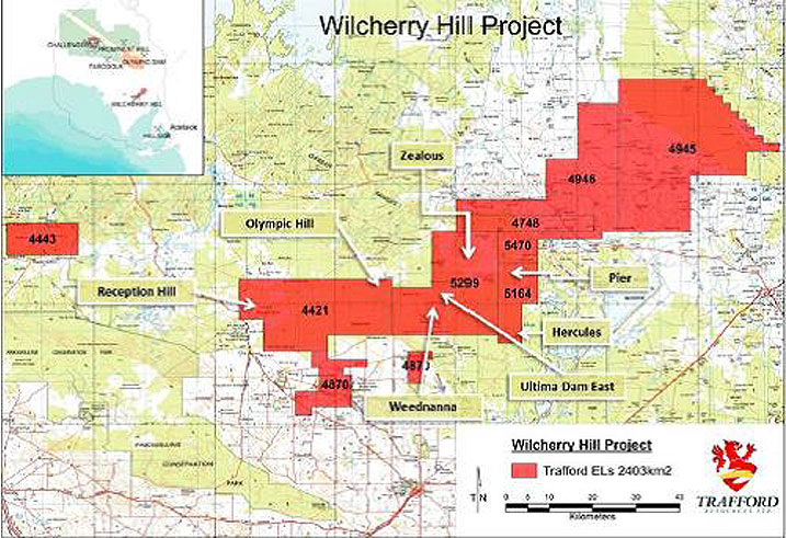 Tyranna and Alliance Resources enter into joint venture