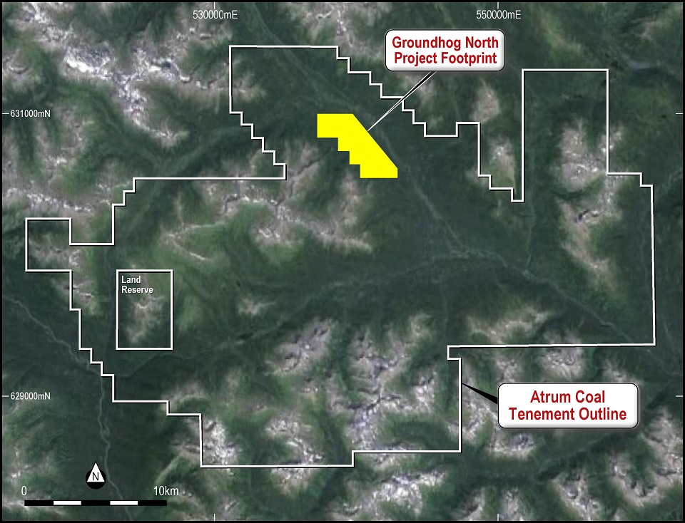Atrum commences drilling at Panorama North, secures additional coal licences for Groundhog