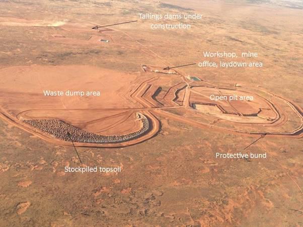 Havilah Resources hits production milestone at Portia