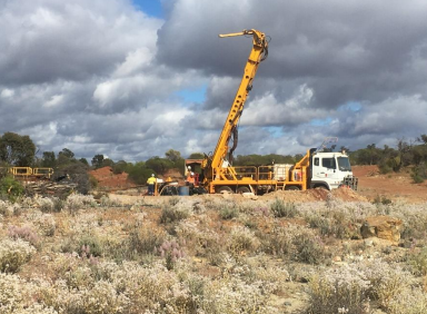 EganStreet Resources commences phase 2 drilling at the Rothsay Gold Project