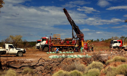 Northern Minerals announces commencement of Pilot Plant drilling at Browns Range