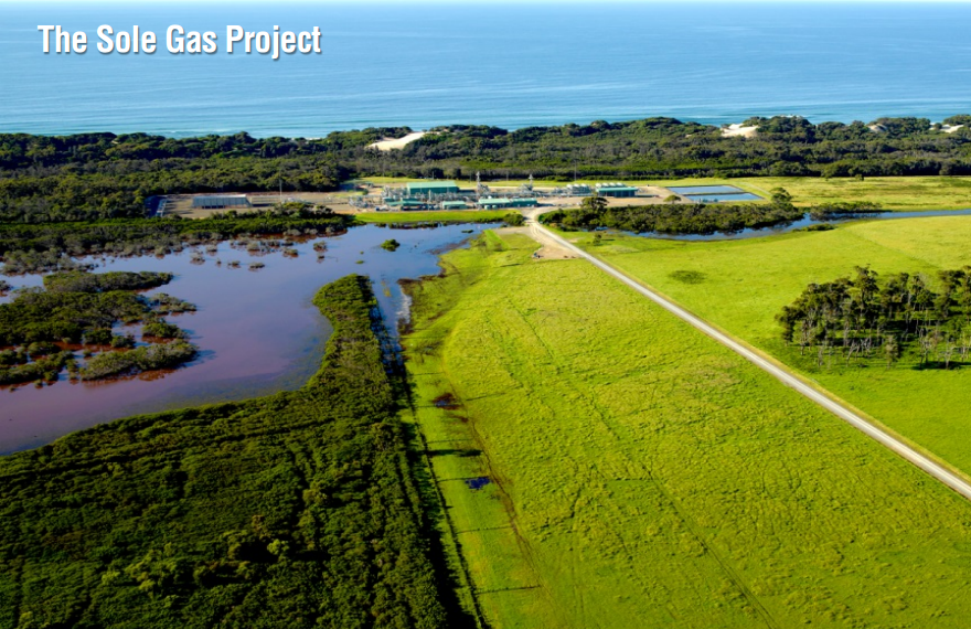 Cooper Energy announces fourth gas sale agreement for the Sole project