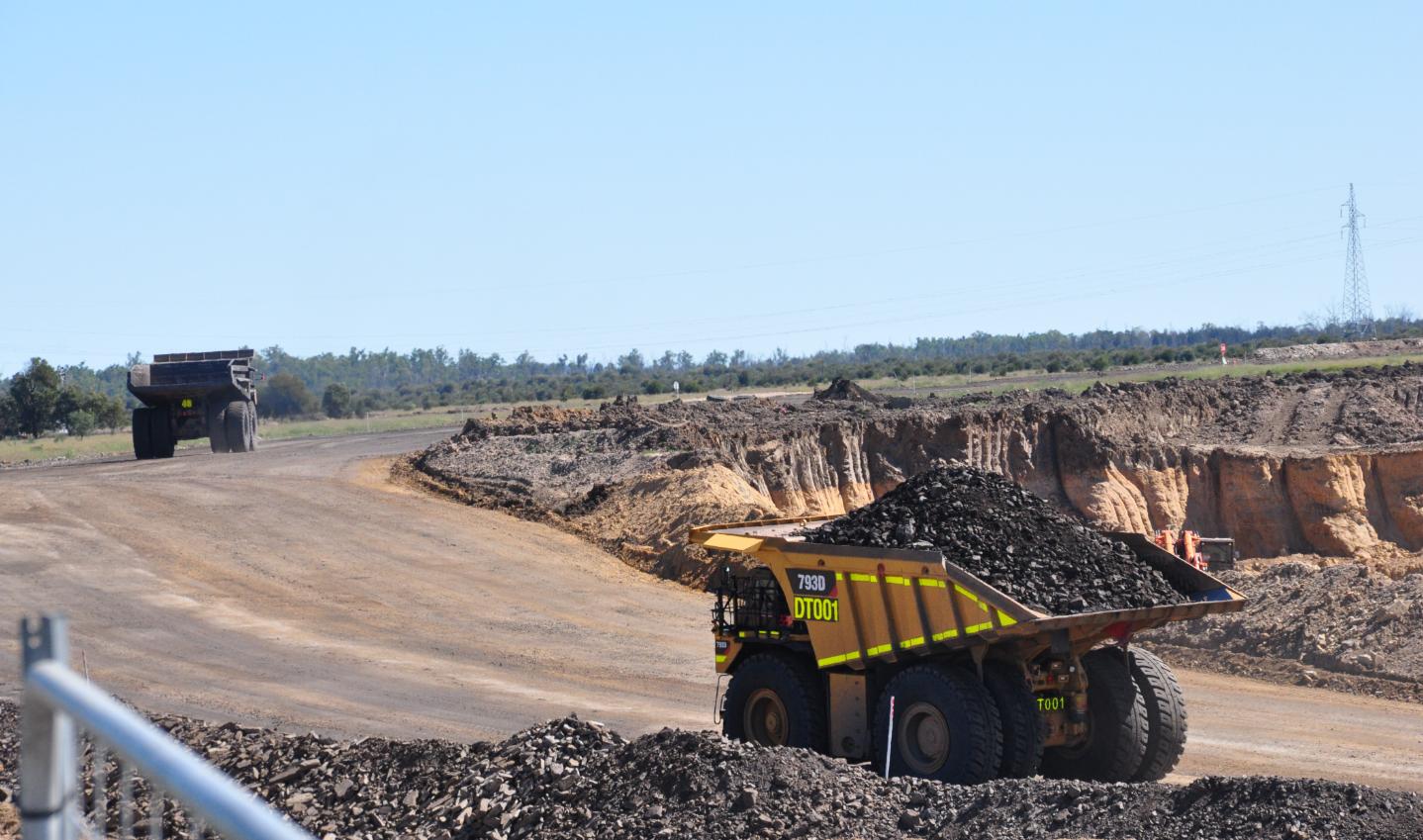 Baralaba Coal names new CEO