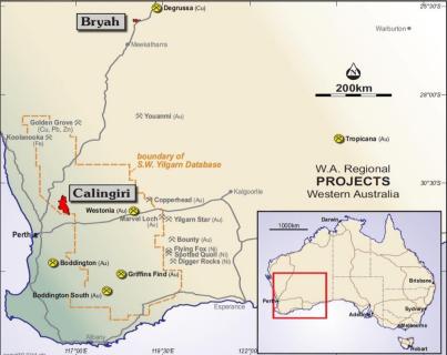 Caravel commences new exploration program at Calingiri
