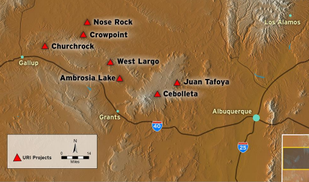 Uranium Resources announces sale of assets in New Mexico