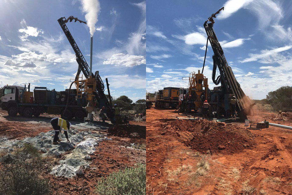 Liontown commences maiden drilling program at Kathleen Valley Project