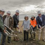 Construction begins on the Mortlake South Wind Farm